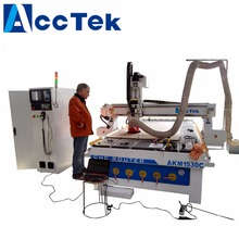 Jinan factory supply for furniture making AKM1530C atc tool changer / cnc router auto tool changer