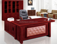 Mdf modern office secretary desk table decoration