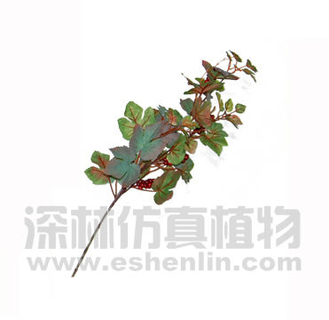 Single Grape Leaves for Decoration leaves