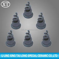 RBSIC/SISIC Silicon Carbide Ceramic spiral spray nozzle