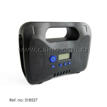 Multi-function Car Air Compressor Digital Tire Inflator 12V