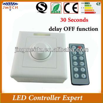 dc 12v digital automatic light led dimmer wall switch buy 12v led dimmer wa. Black Bedroom Furniture Sets. Home Design Ideas