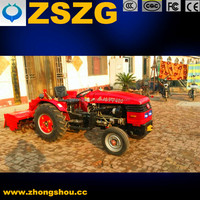 cheap price 4x4 30hp super compact tractor with loader and backhoe