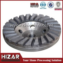 High quality electroplated diamond grinding wheel for polishing stone