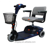 Mini Mobility Handicapped Electric Scooter with Three Wheel