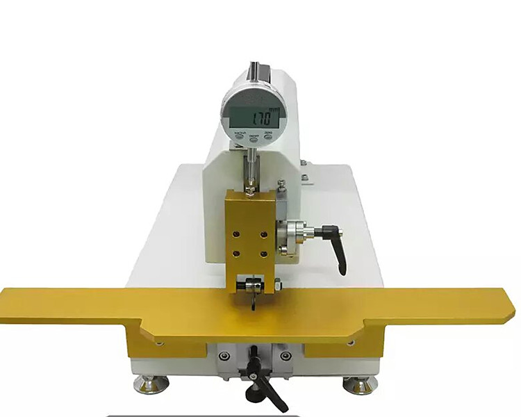 PCB V-CUT Residual Thickness <strong>Tester</strong> / V Groove thickness mearsurment machine