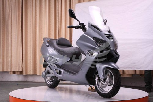 5000w EEC EPA Approved Electric Motor Scooter Equipped with 40Ah Lithium Battery WZJS5004EEC/EPA
