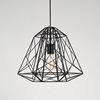 Retro Edison Metal Pendant Light Warm