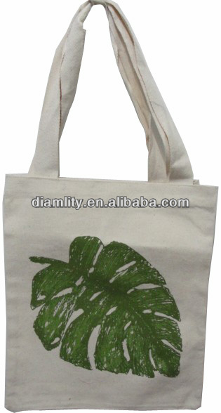 2014 the new plain cotton tote bag