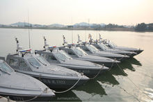 12.5M High Speed Patrol Boat Rescue Boat For Sale Fiberglass Boat