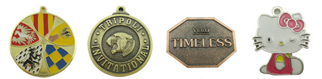 high quality national basketball league custom basketball medal