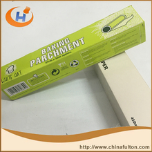 bakery release paper/bakery pan liners/silicone bakery release paper