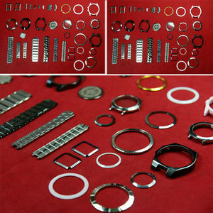 CNC non-standard precision hardware Machinery Parts of clock case and whtch band part