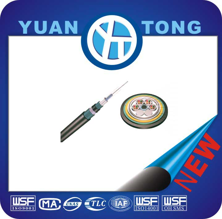 GYTA Light weight and good quality armour cable