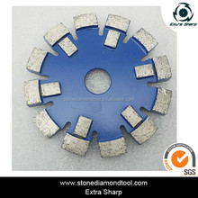 Concrete Mortar Groove Cutting Diamond Dry Wet Crack Chaser Blade