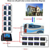 plug and play solar home system mobile home solar panel system