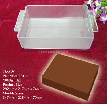 Q737chocolate latte lolly moulds