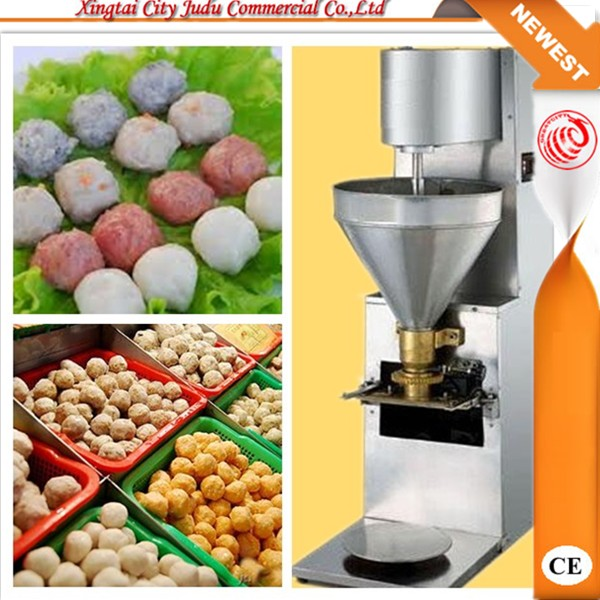 stainless steel meatball machine/fish/beef meatball equipment