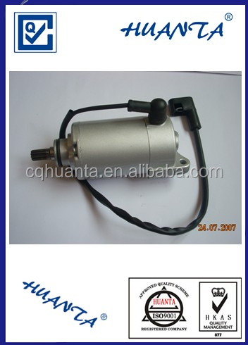 china motorcycle spare parts Starting Motor Assy CB125 / ZONGSHEN / YINXIANG / LIFAN /UNIVERSA
