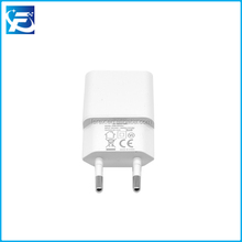 5V 2.4A Smart Travel Dual USB Charger Adapter Wall Portable EU Plug Mobile Phone Charger for iPhone
