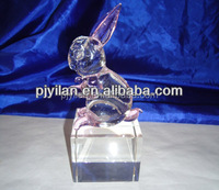 nice religion favors crystal rabbit