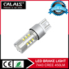 T20 auto bulb 100w 450lm 7000k Cr ee XBD chip for 1157 3157 7443 with CE and RoSH certified led car brake lamp