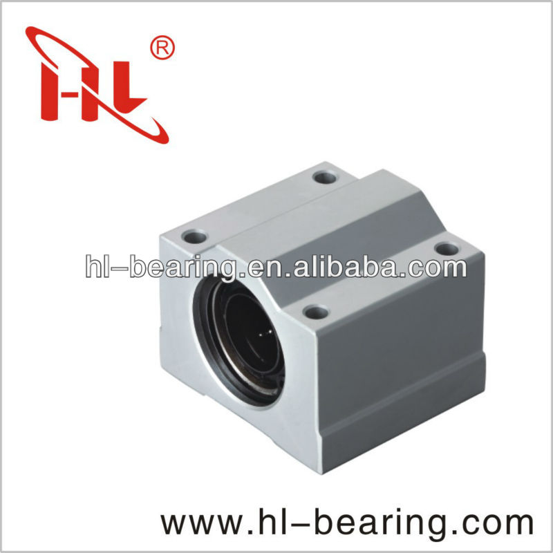 SMA30UU Linear bearing slide case unit with high quality