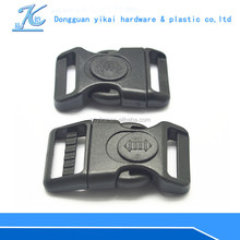 Various styles plastic clasp for bag,side release buckles wholesale,quick release buckle
