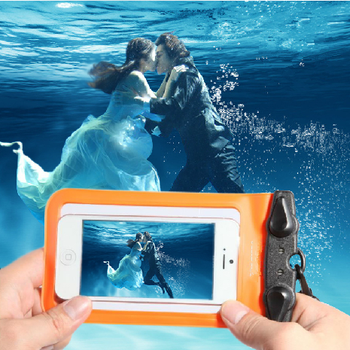 Hot design waterproof swimming bag waterproof case for iphone 5/5S(SD-WB-052)