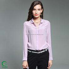Formal Blouse And Pants Ladies Blouse Neck Models