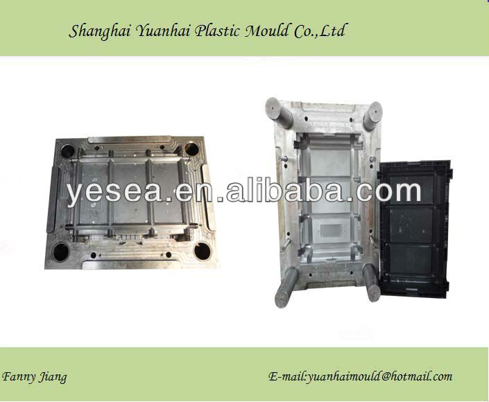 shanghai factory exported australia tool box injection mold