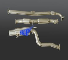 "Performance Exhaust Catback For MITSUBISHI DSM 95-99 TALON TSI ECLIPSE GSX AWD 3"" SUPER EXHAUST"