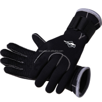 Durable Water playing Sport Diving Webbed neoprene Swimming Gloves Diving Gloves