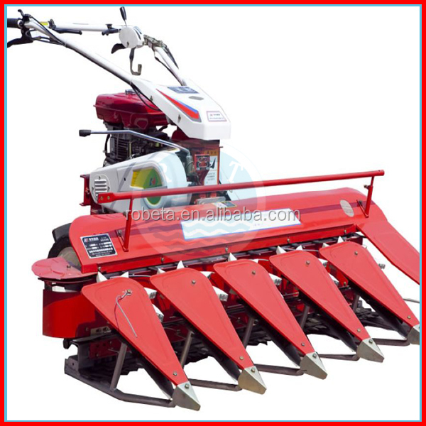 Self-walking kubota rice harvester/ uses of rice harvester/price of rice combine harvester