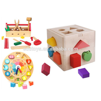 Hot Kids Play Wood Toys Toys Stocked Kids Toys Educational