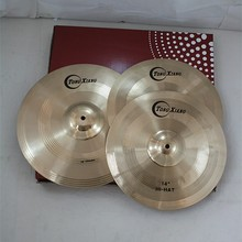 "b20 metal alloy cymbal 16"" heavy Crash Cymbals for jazz drum set"
