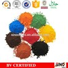 ISO SGS Certificate iron oxide powder red yellow black iron oxide pigment