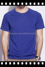 Quick Dry Breathable Sports Men Blank Dri-Fit T-Shirt