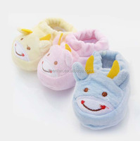 Lovely Bull Cotton Infant Baby Shoes