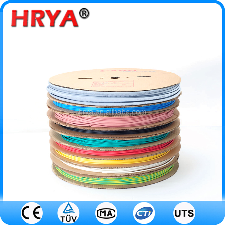 dual wall 120mm heat shrink tube silicone rubber heat shrink tube sleeve