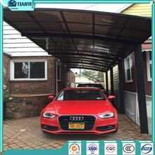 Cheap Price Sunshine Resistant Building Bus Shelter Carport Advertising Costs