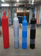 2015Chinese big factory gas cylinder 40L 50L 60L high pressure Argon/CO2 cylinder