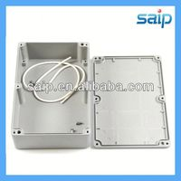 Hot sale waterproof aluminum box galvanized steel box section