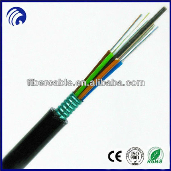 Steel Armored Cables GYTS with factory price