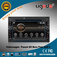Wince 6.0 Car Multimedia Player for Volkswagen Bora Aux in TV Ipod GPS Mp3 Player Radio