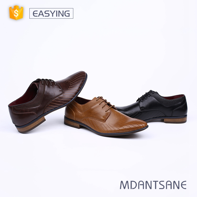 Wholesale new arrival durable dress shoes for men