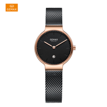 2018 fashion timepieces alloy case women wristwatches and girls watch