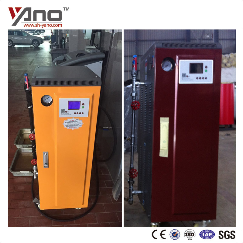 18KW 25.8KG/H For Industrial Cleaning Portable Steam Cleaner