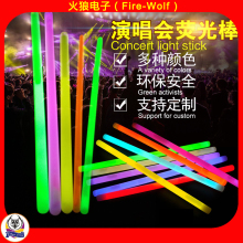 12 Inch Glow Drum Stick Good Quality Popular Fashion Light up Flashing LED Big Glow in The Dark Stick