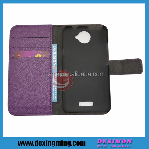 flip case for htc one x wallet multifunction